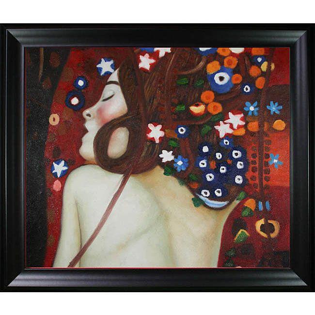 One of many Gustav Klimt faves