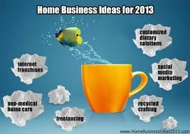 Easy Home Business Ideas