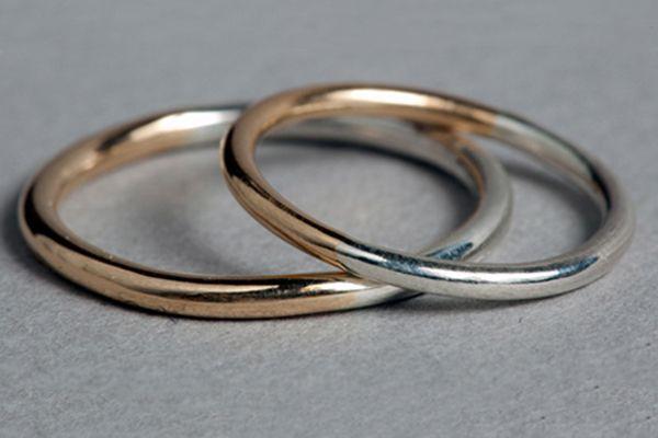 Alianzas –de boda– de vanguardia.