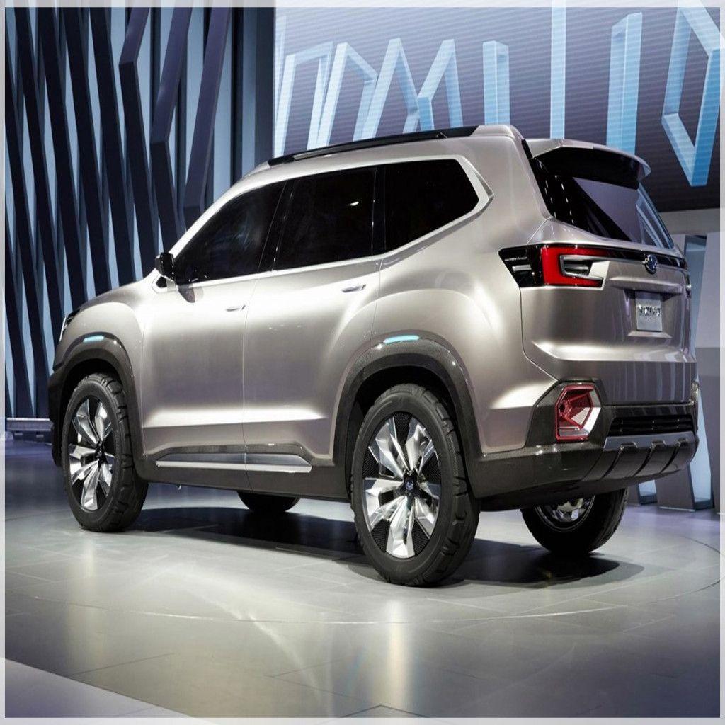 2020 Subaru Tribeca Release Date