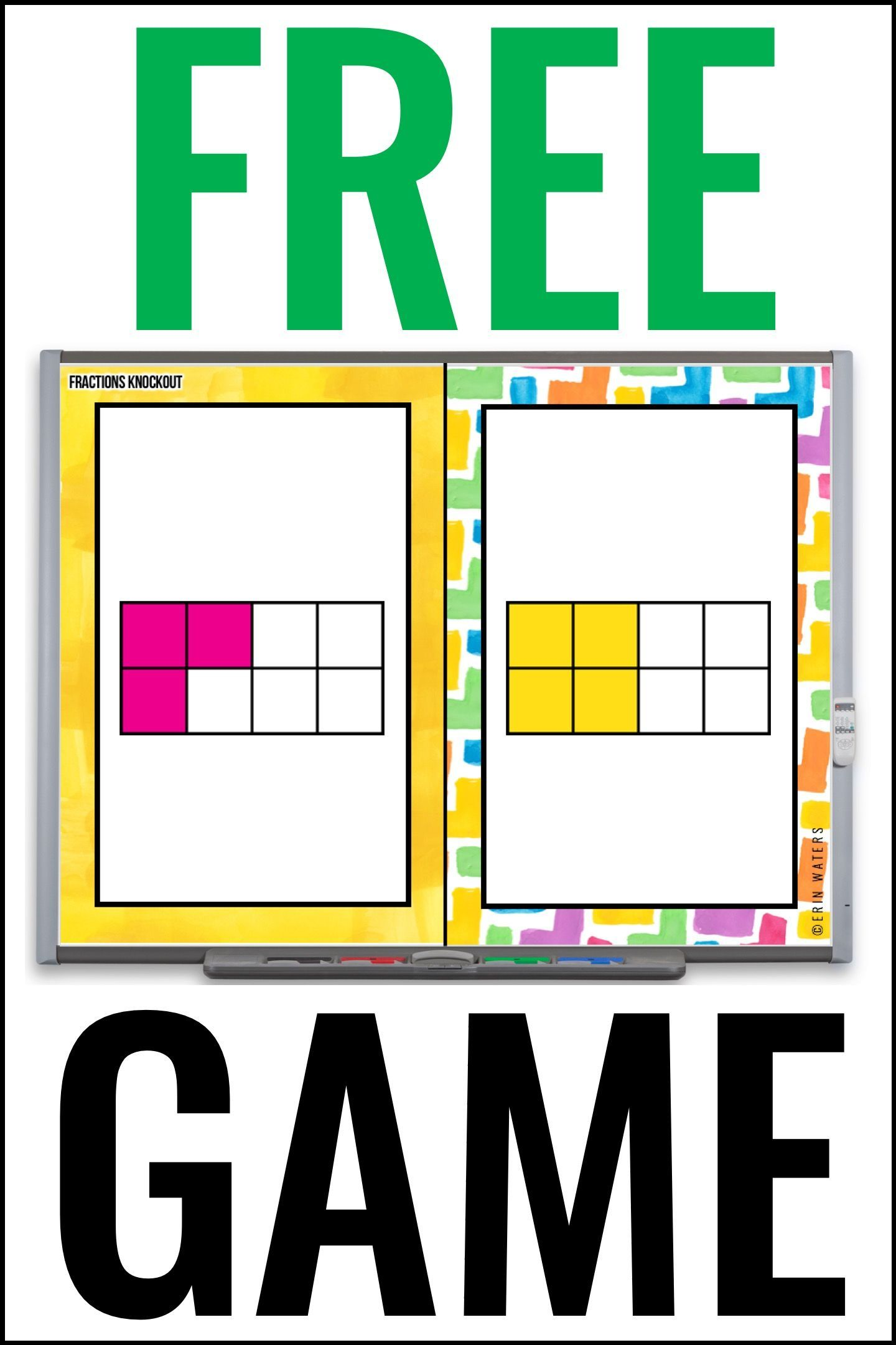 This FREE math game is perfect for teaching your kids