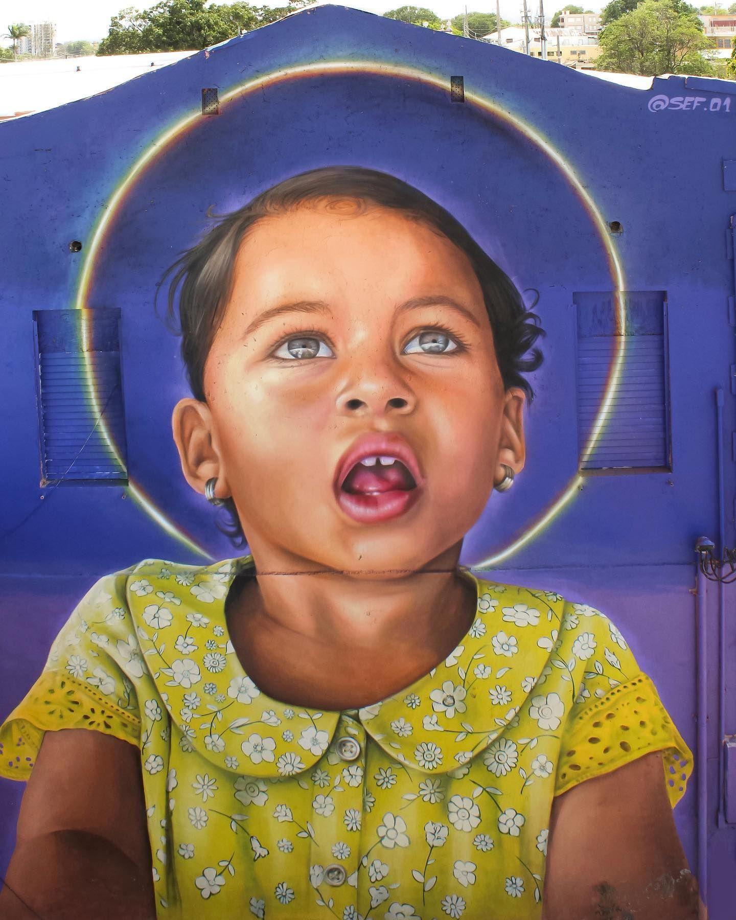 Sef 01 In Yauco Puerto Rico 2019 Strassenkunstler Urbane Kunst Kunstproduktion