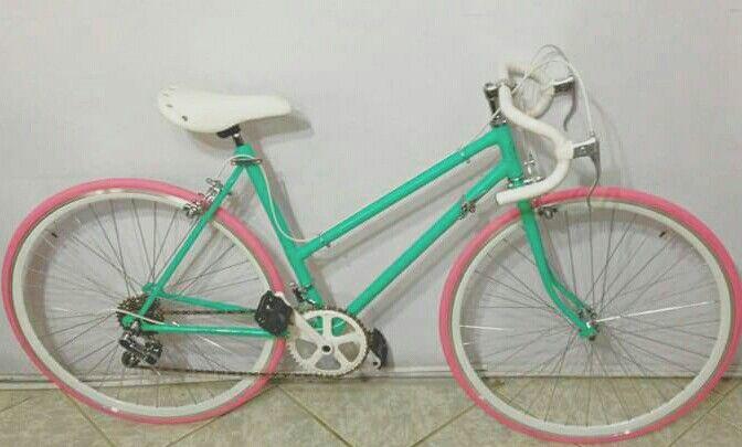 Mi bici ❤