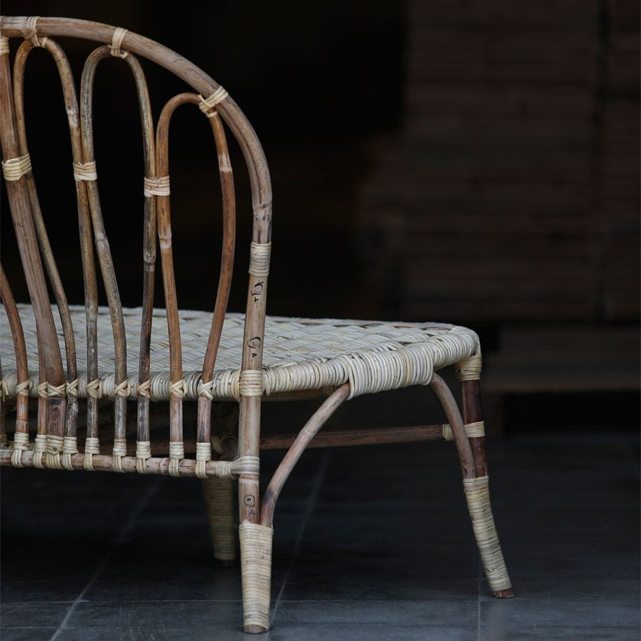 Basket chair ikea - Ikea Jassa Collection With Piet Hein Eek