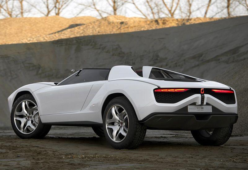 2013 Italdesign Giugiaro Parcour Xgt Roadster Concept Autos From