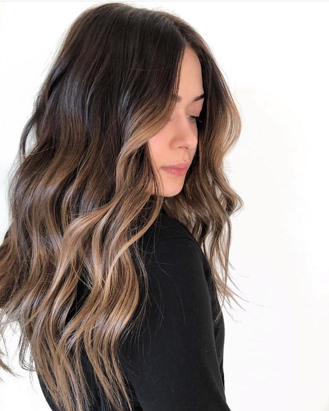 Hairstyles For Women Fall 2019 Hairstyles Pictures Balayage Hair Brown Hair Balayage Beautiful Hair Color