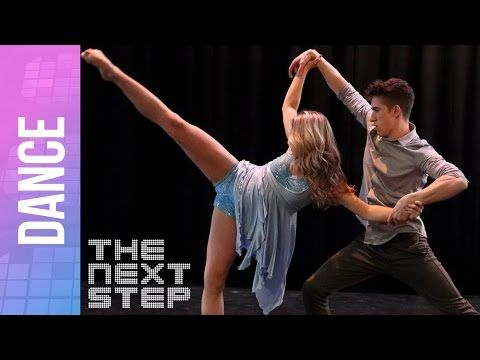 The Next Step Extended Dance Regionals Qualifier Trio Season 4 Youtube The Next Step The Next Dance