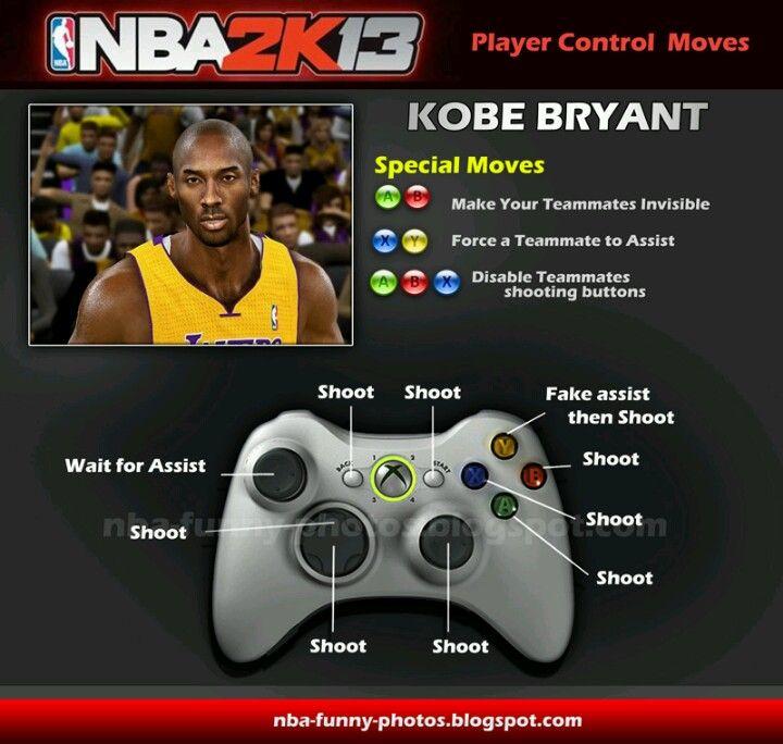 Video Game Kobe