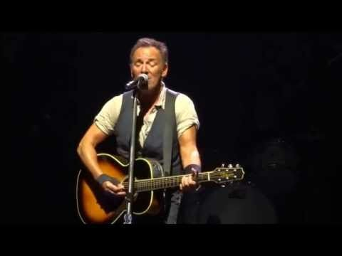 Bruce Springsteen - Long Walk Home - YouTube