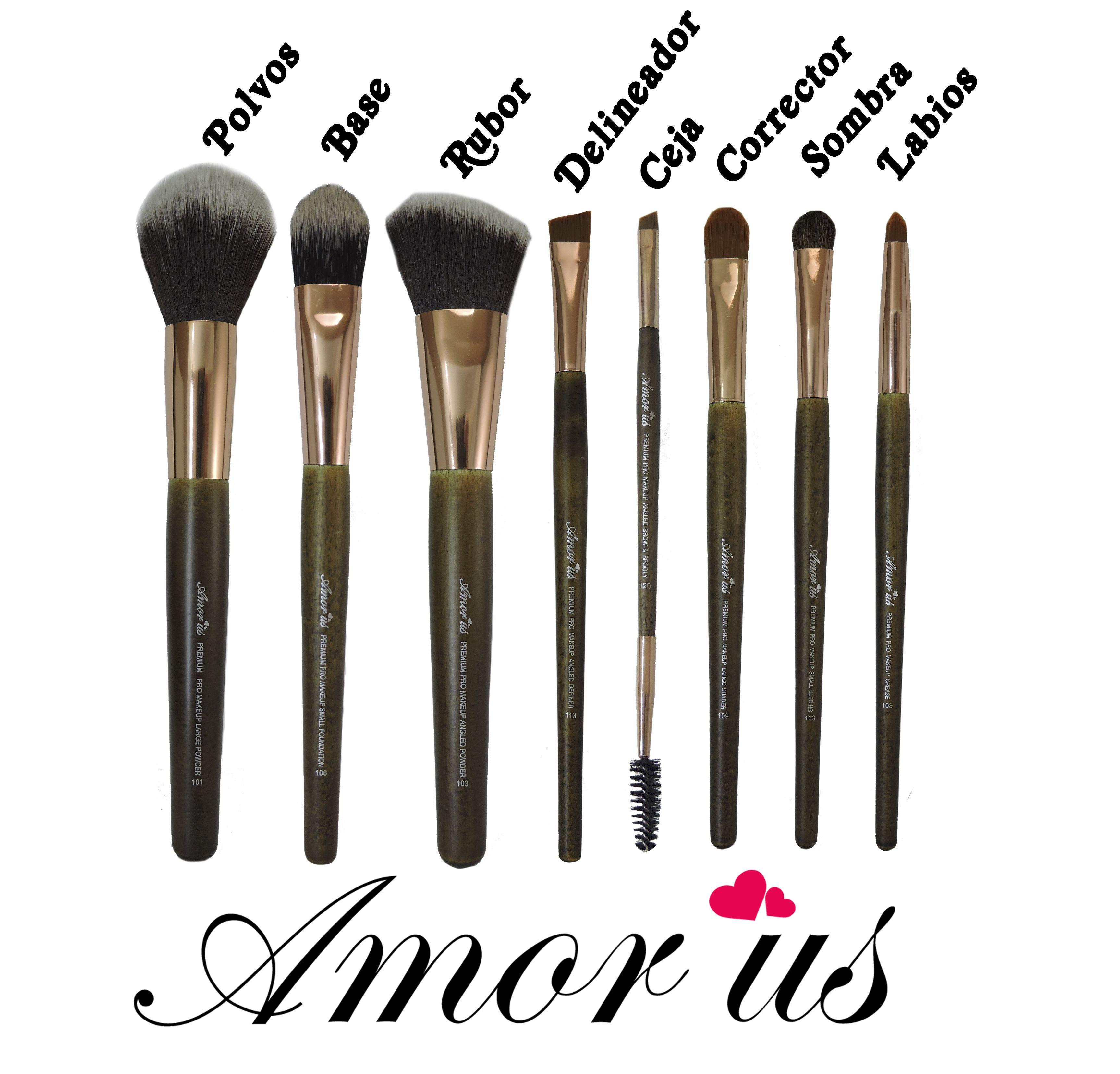 5eed3161f ¿Sabías sus nombres? #Maquillaje #BelloRostro #Guapa | Vestir | Brochas de  maquillaje, Maquillaje, Maquillaje de ojos