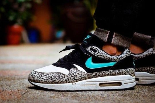 7dc6cc9b66cc Nike air Max 1 elephant pack