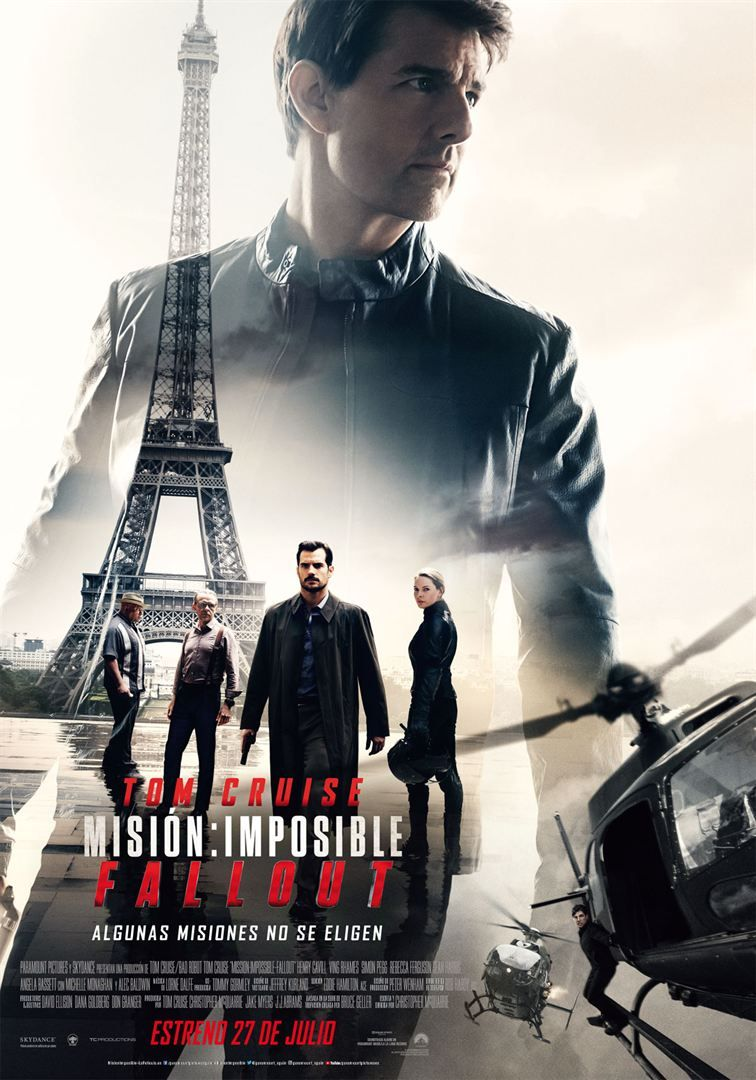 Mision Imposible Fallout Pelicula Completa Ver Espanol Mision Imposible Fallout Pelicu Fallout Movie Mission Impossible Fallout Mission Impossible Movie