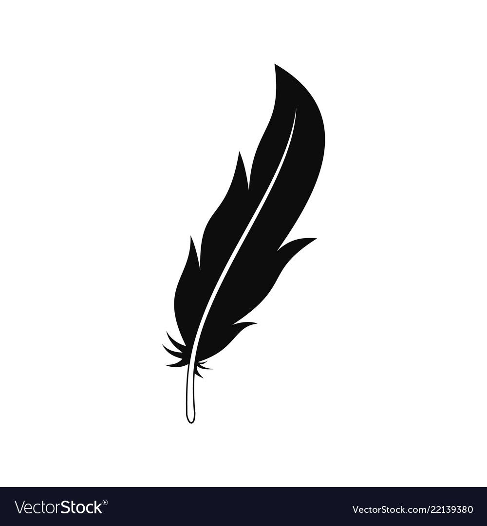 Feather Pen Ink Icon Illustration Isolated Vector Sign Symbol Feather Icons Sign Icons Symbol Icons Png And Vector With Transparent Background For Free Downl Pen Icon Icon Illustration Feather Icon