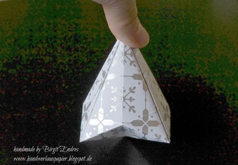 Photo of HandWerk aus Papier: Anleitung Origami-Ornament