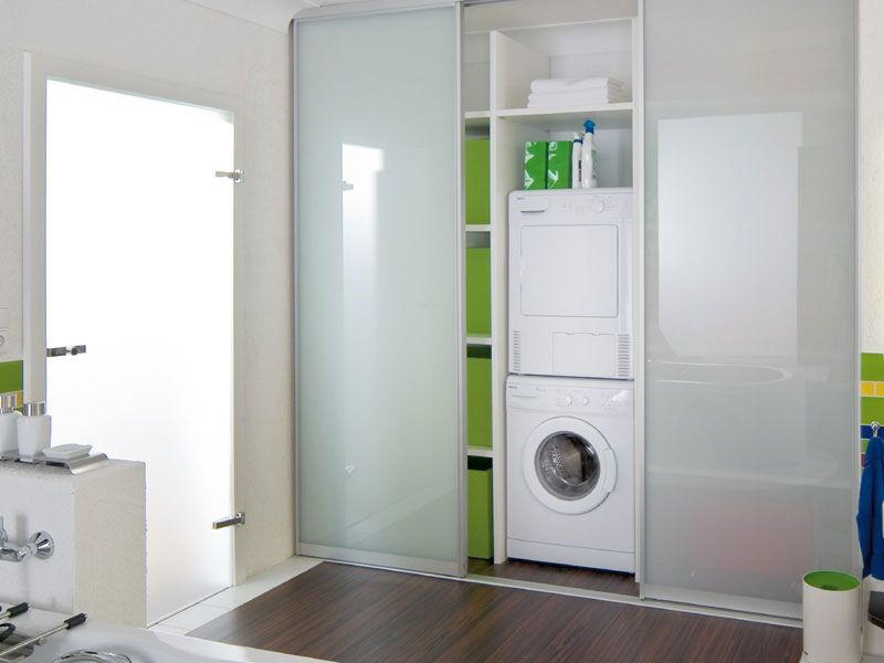 Entzuckend Laundry Room Ideas Stackable With Home Office Area   Google Search