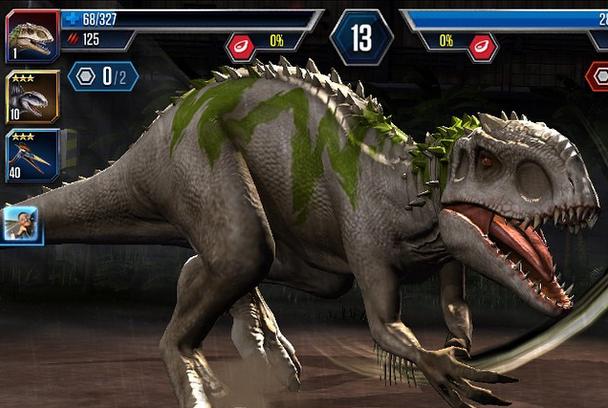 Jurassic World The Game Indominus Rex by IndominusRex