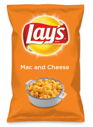 Wouldn T Mac And Cheese Be Yummy As A Chip Lay S Do Us A Flavor Is Back And The Search Is On For The Yummiest Flav Lays Chips Flavors Lays Flavors Lays