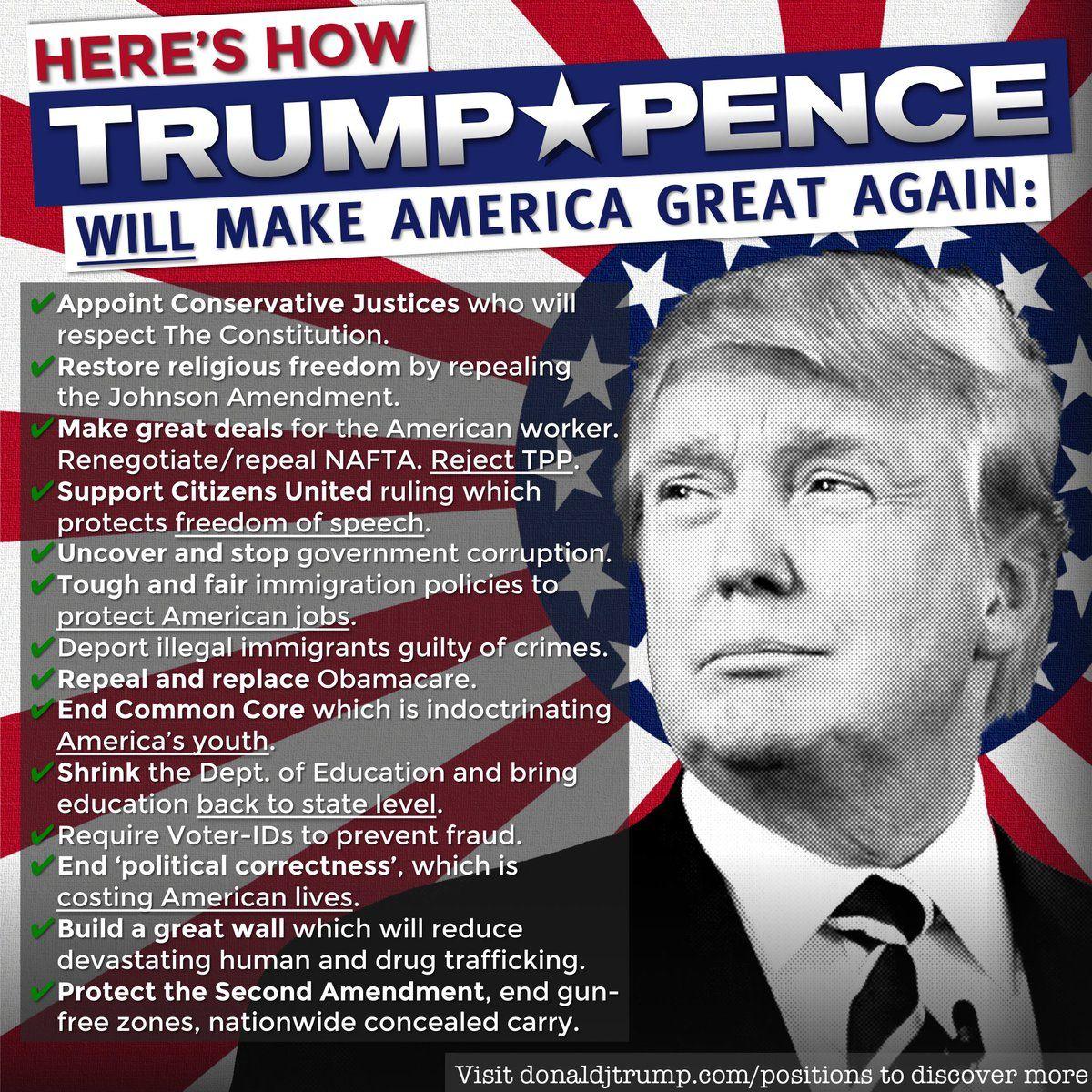 General Halley On Vote Trump Trump Freedom Of Speech