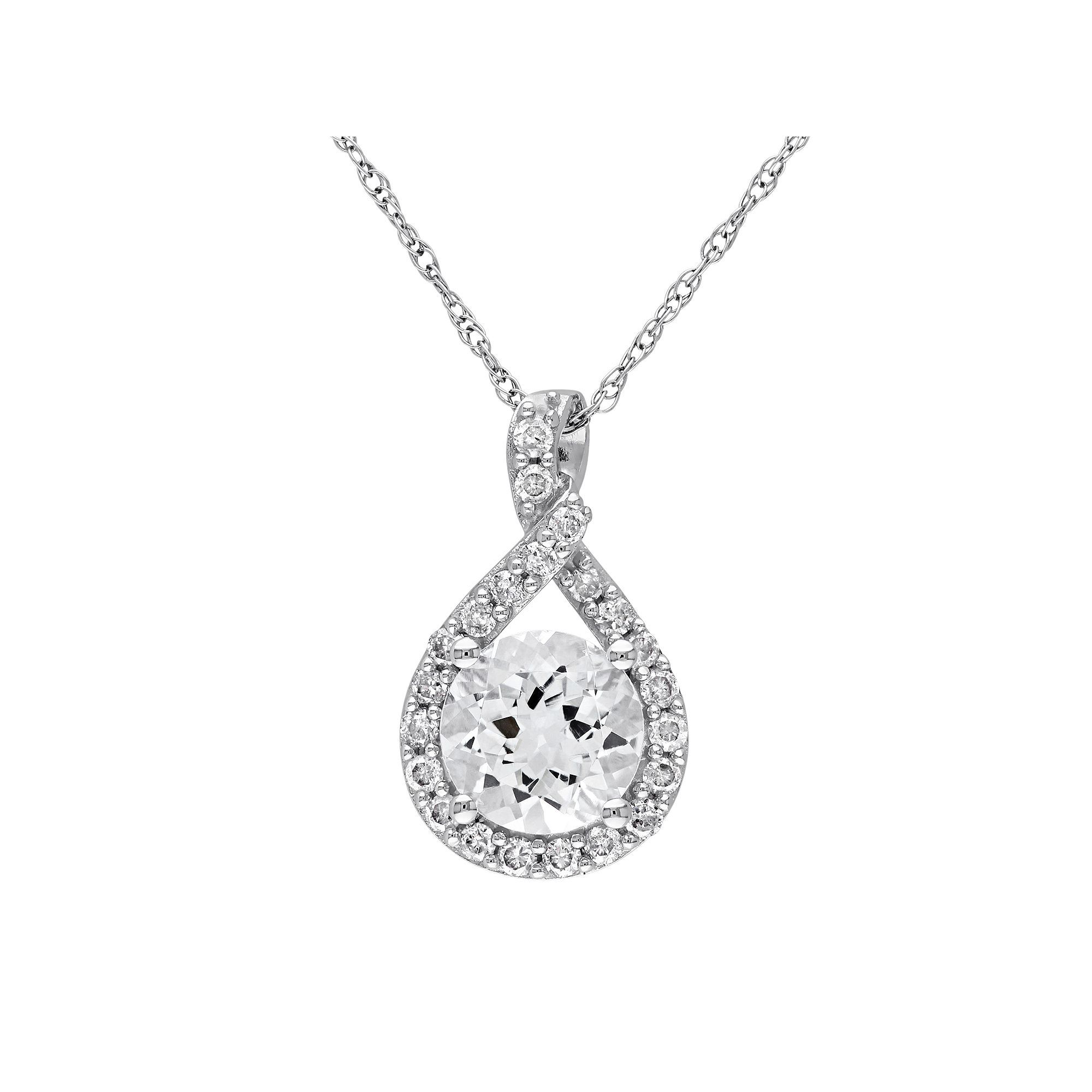 set pendant w bezel pin girl t necklace sterling s ct cut gold round silver in cz infinity