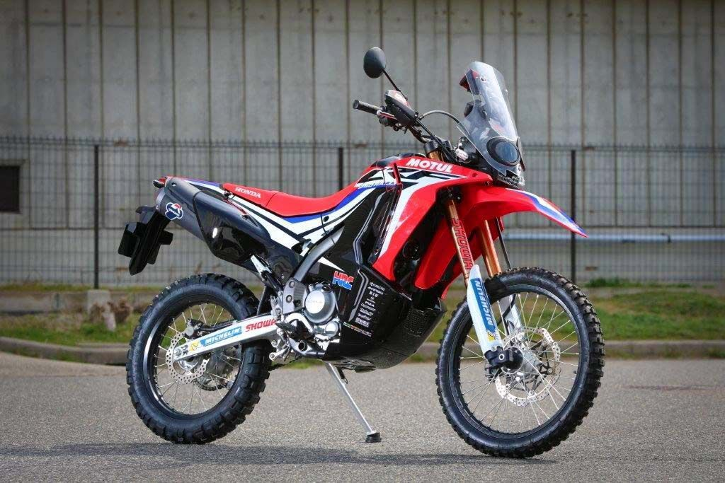 Honda CRF250 Rally Now Just One Step Away From Production