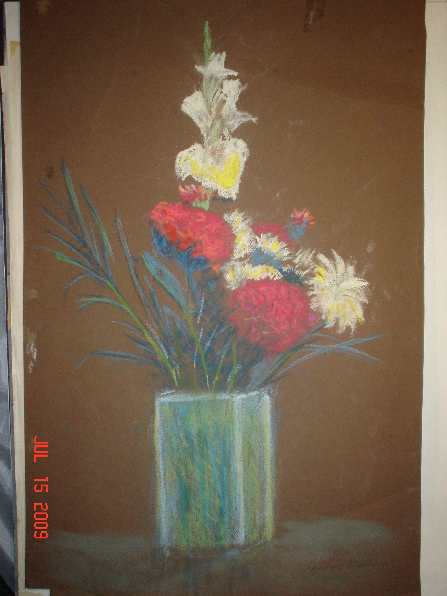 Original Pastel 15