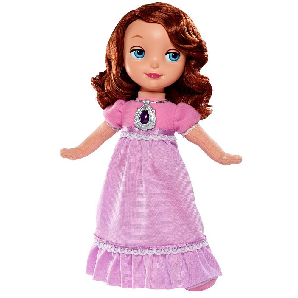 Christmas dress babies r us - Lilah Disney Sofia The First Bedtime Doll Mattel Toys R Us