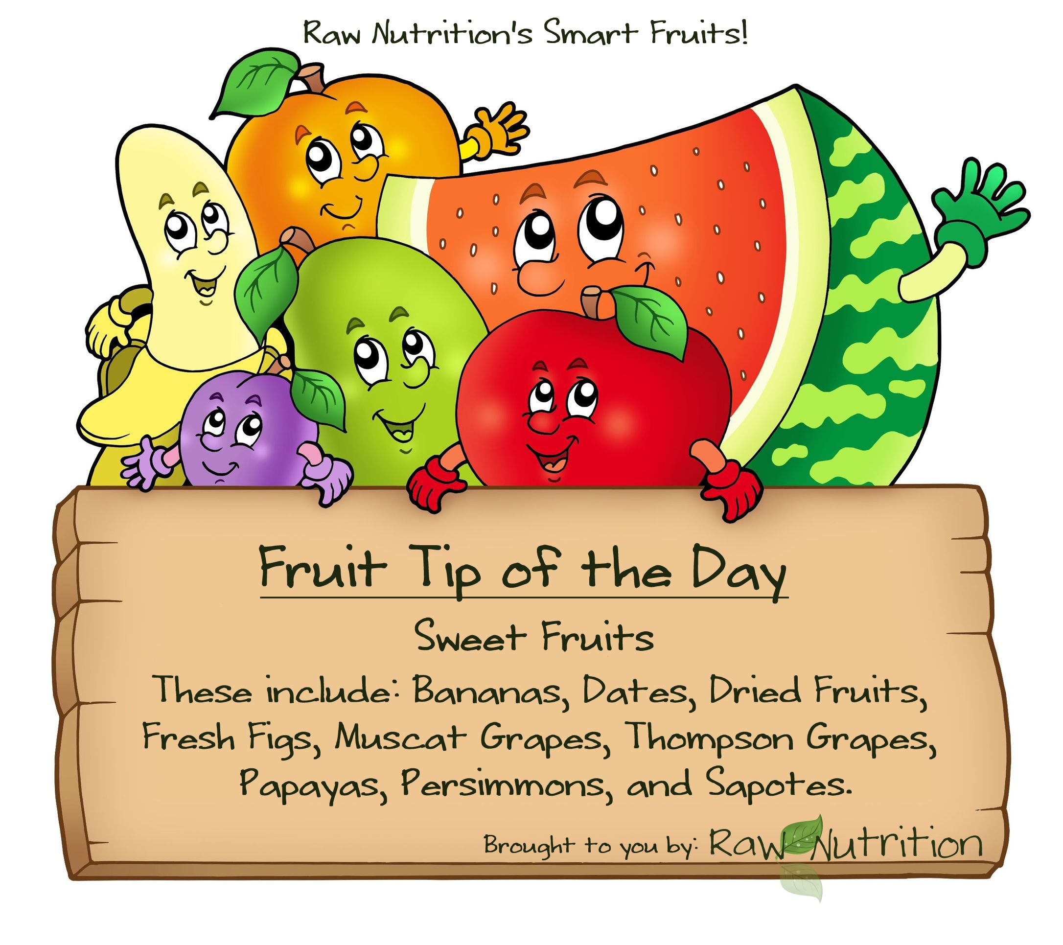 Fruit tip of the day!
