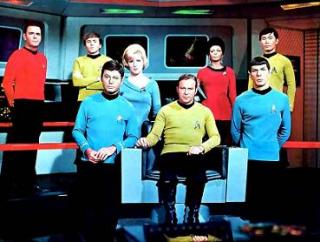 Starship Enterprise- Star Trekking Across The Universe Original Video