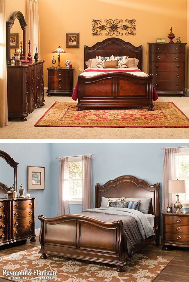 Queen Bedroom Suite: Pembrooke 4-pc. Queen Bedroom Set