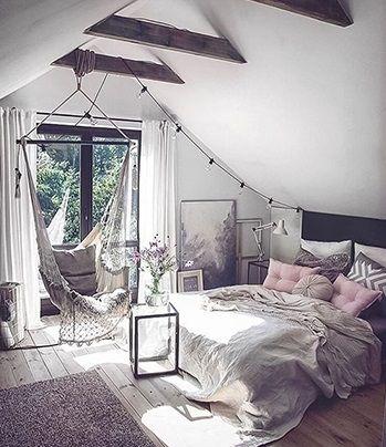 20 chambres qui vous donneront envie de rester au lit. Black Bedroom Furniture Sets. Home Design Ideas