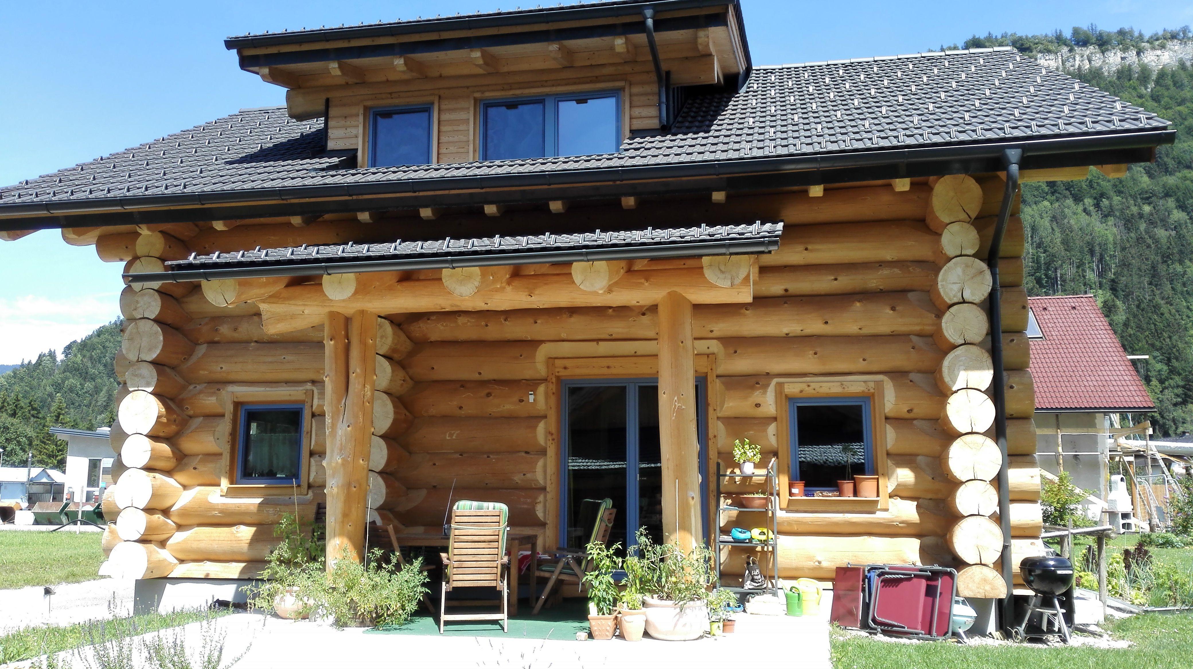 EinfamilienBlockhaus in Niederösterreich, Wohnnutzfläche