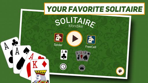 Solitaire Classic & Klondike 1.1.6 APK MOD OBB Android