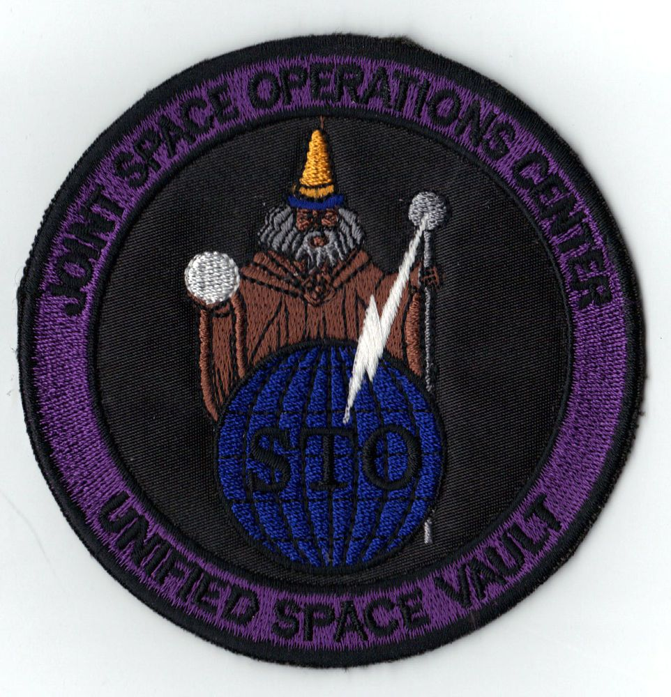 JOINT SPACE OPERATIONS CENTER STO UNIFIED SPACE VAULT