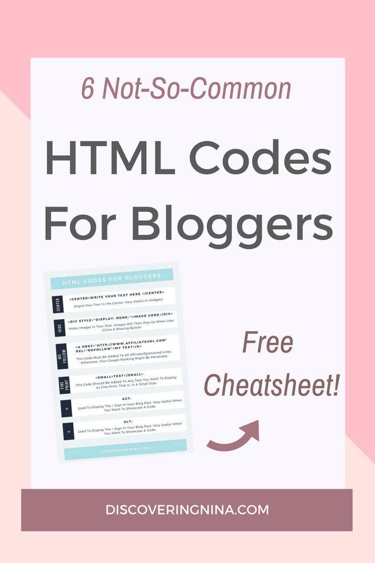 Html codes, html codes ideas, html tutorials, html tags