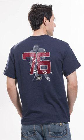 P.K. Subban Montreal Canadiens Lightspeed T-Shirt