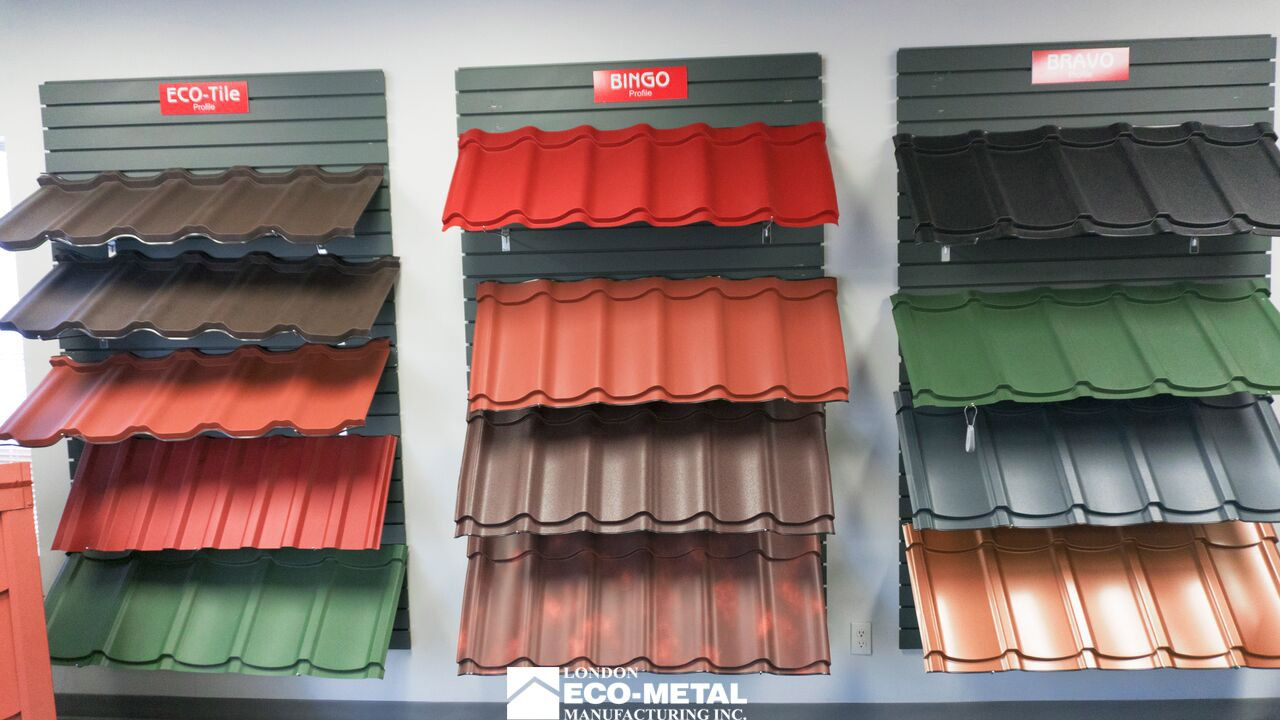 Our Ottawa Showroom Metal Roofs Ottawa Showroom