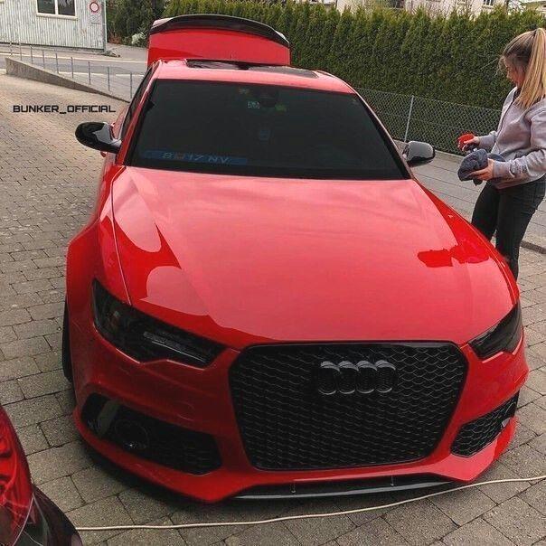 Sportwagen  Audi RS6