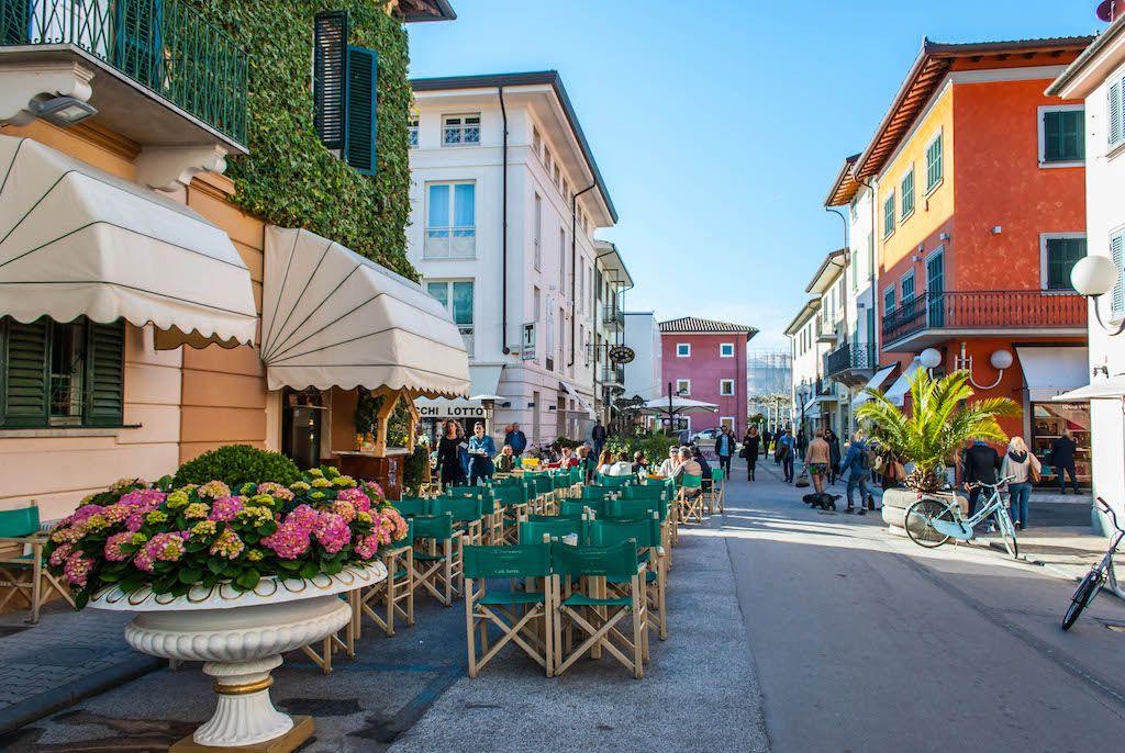 An Exclusive Day In Forte Dei Marmi Marmi Hotel Paesaggi