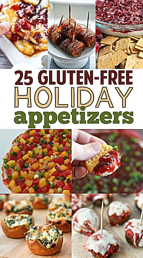 Now is the time to start planning for your holiday parties with holiday gluten-free healthy appetize...