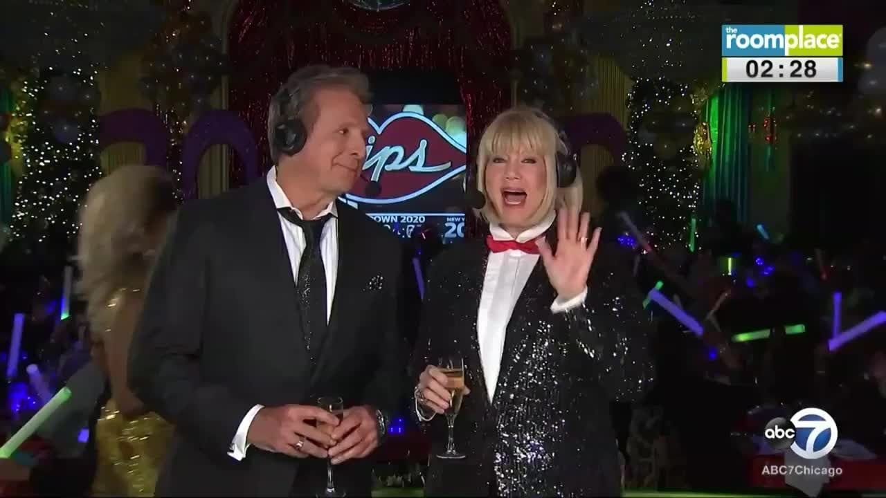 One last look at New Years Eve.....  Thank You ABC7 and everyone who was at the Glitz and Glam Ball!   Make your reservations anytime for New Years Eve 2021.......  #chicago #chicagogram #chitown #downtownchicago #streeterville #rivernorth #westloop #skyscraper #lipschicago #mccormickplace #motorrow