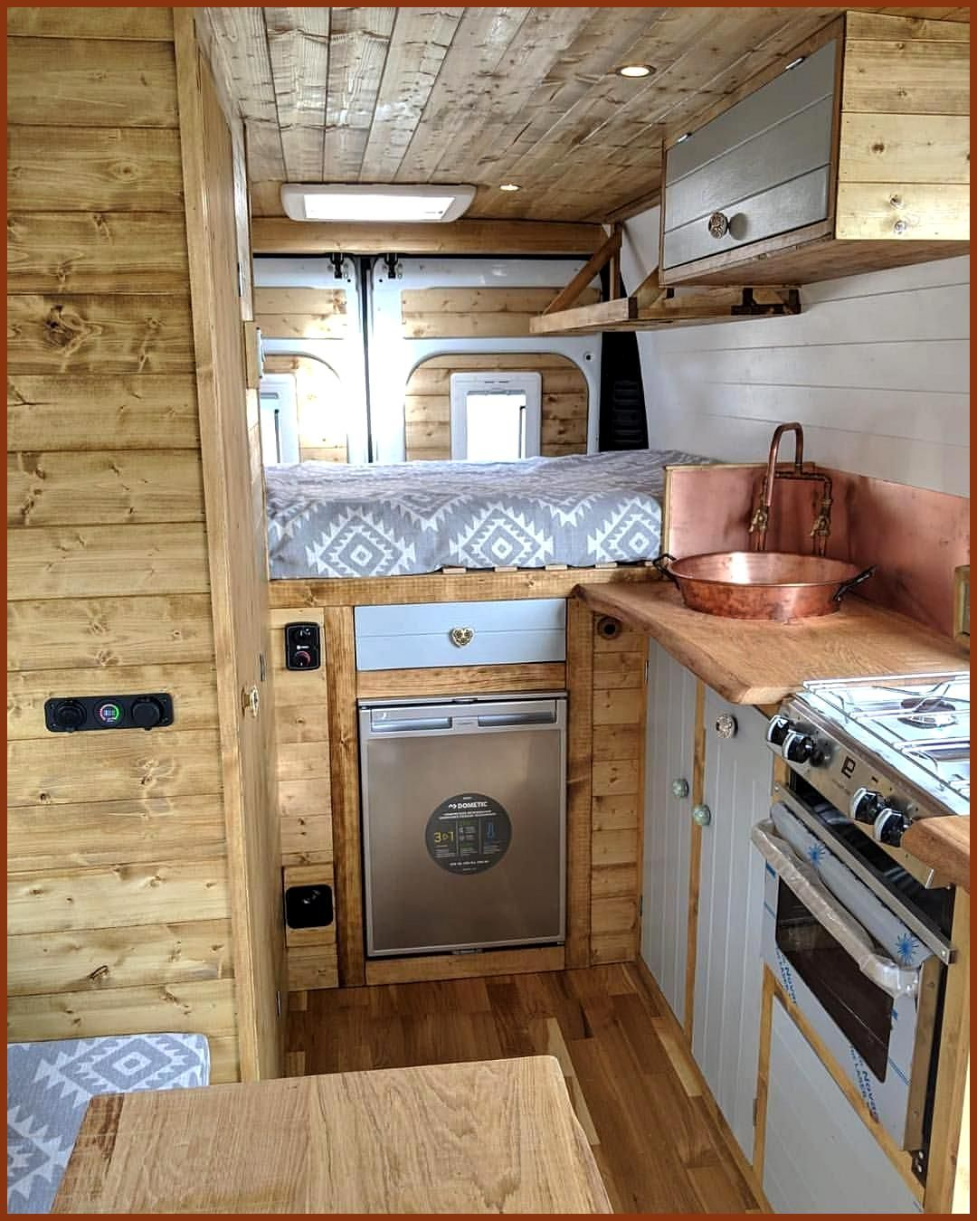 This van is ready for adventures Check out the myrtlethevan by DB Campers ExploreVanX FindYourOuts