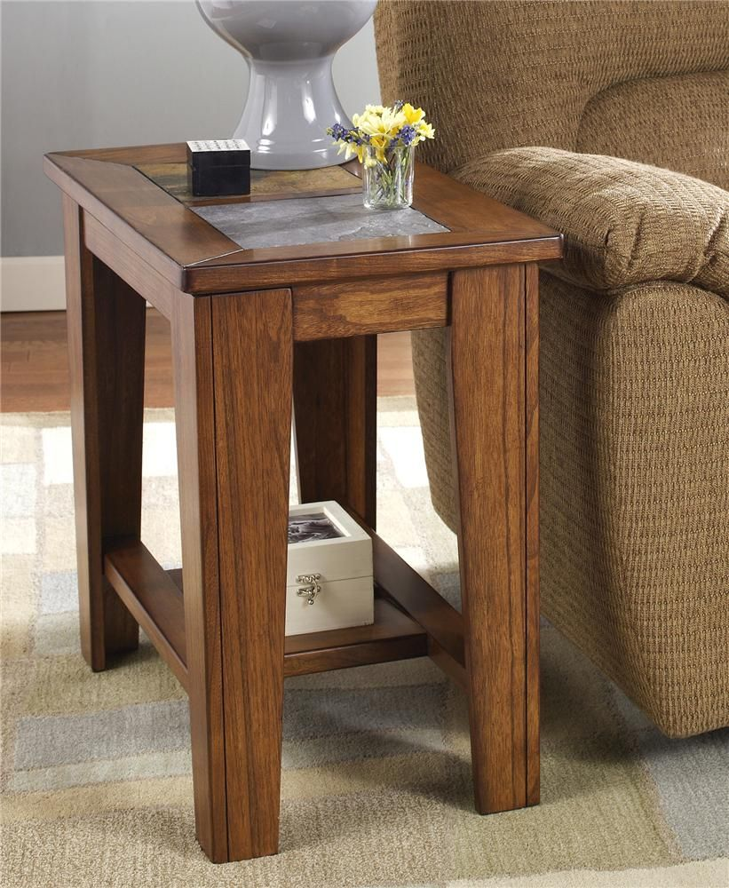 Toscana Chairside End Table By Signature Design By Ashley Furniture