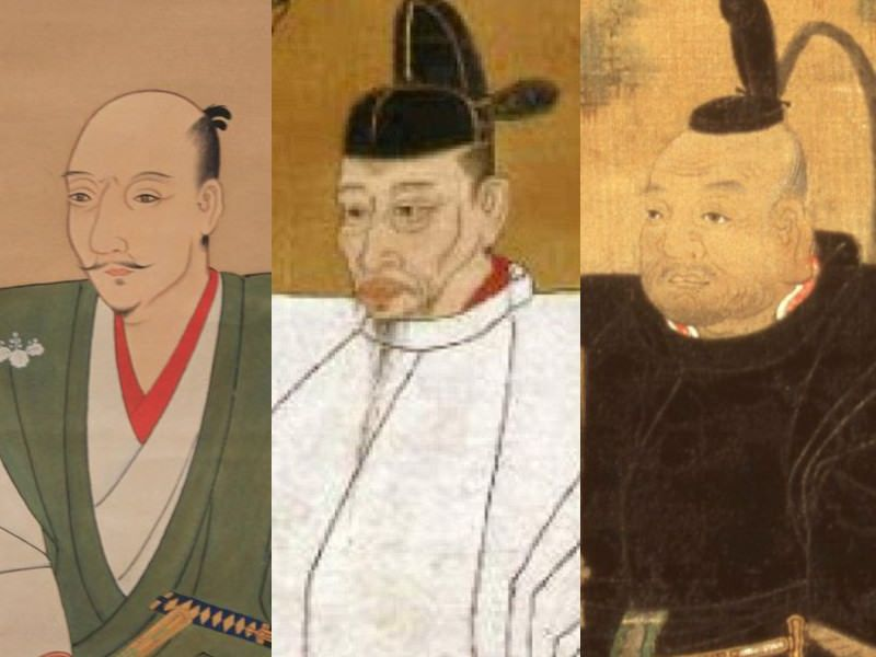 History: There were three unifiers of Japan. The three of them were named Oda  Nobunaga, Toyotomi Hideyoshi, and Tokugawa I… | Tokugawa ieyasu, Japan,  Imperial court
