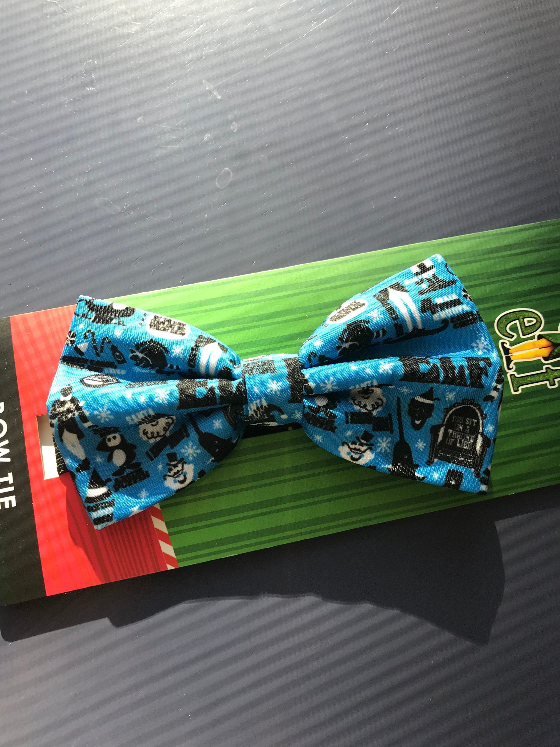 ELF The Movie Bow Tie By Bioworld by ItsallforHim on Etsy
