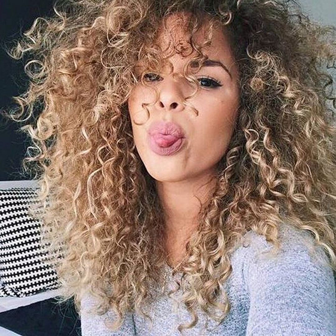 37+ Top Beautiful Straw Curls For Women Hairstyle https://montenr ...