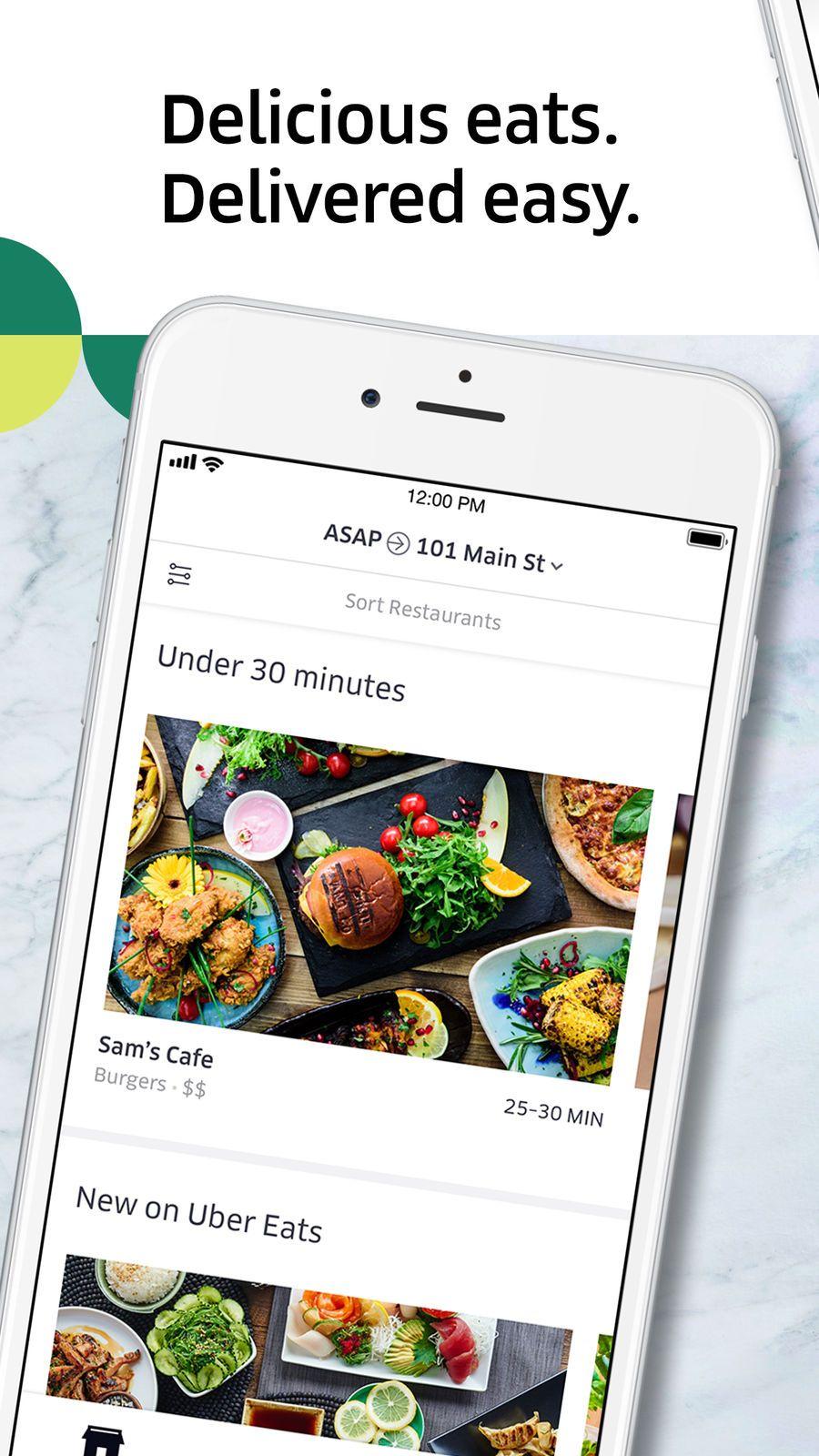 Uber Eats Food Delivery DrinkampiosLifestyle Food