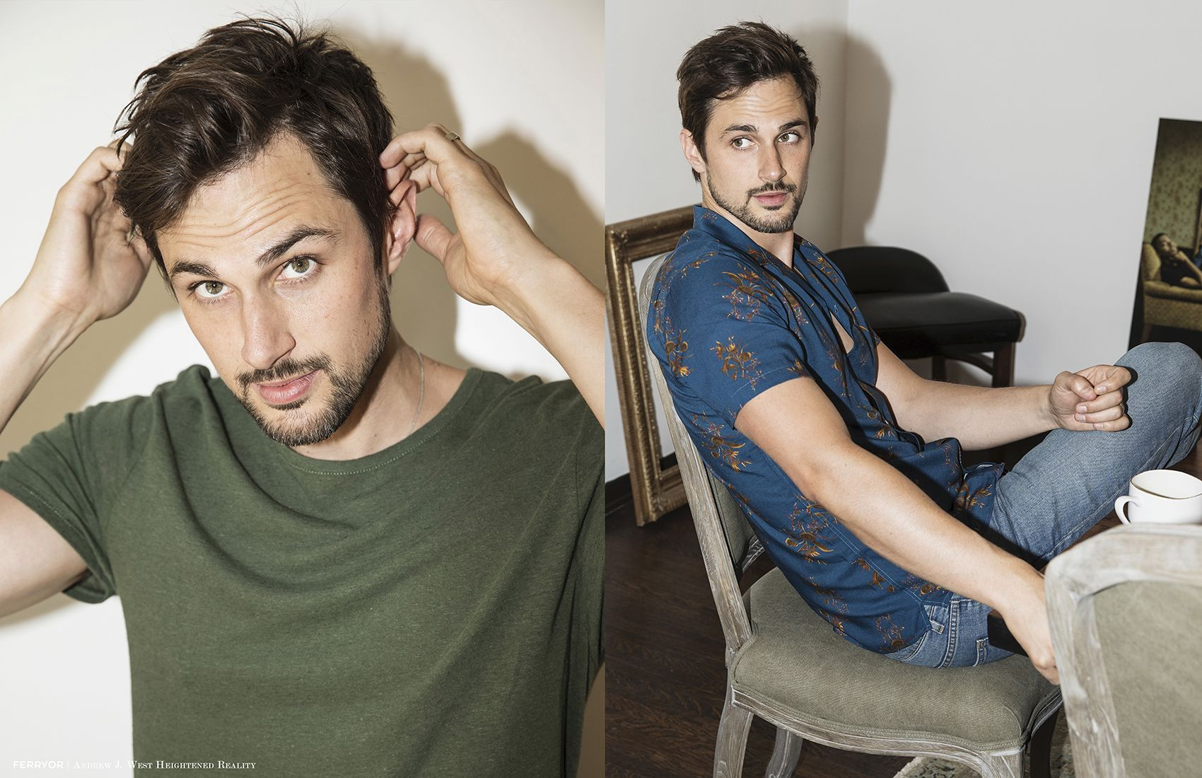 Exclusvie Interview With Andrew J West Andrew J West Beautiful