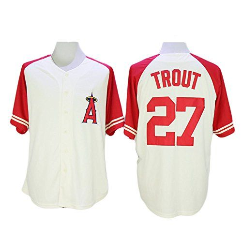 e01a9c66b6a ... good mike trout los angeles angels throwback jerseys 3729e 34ee8