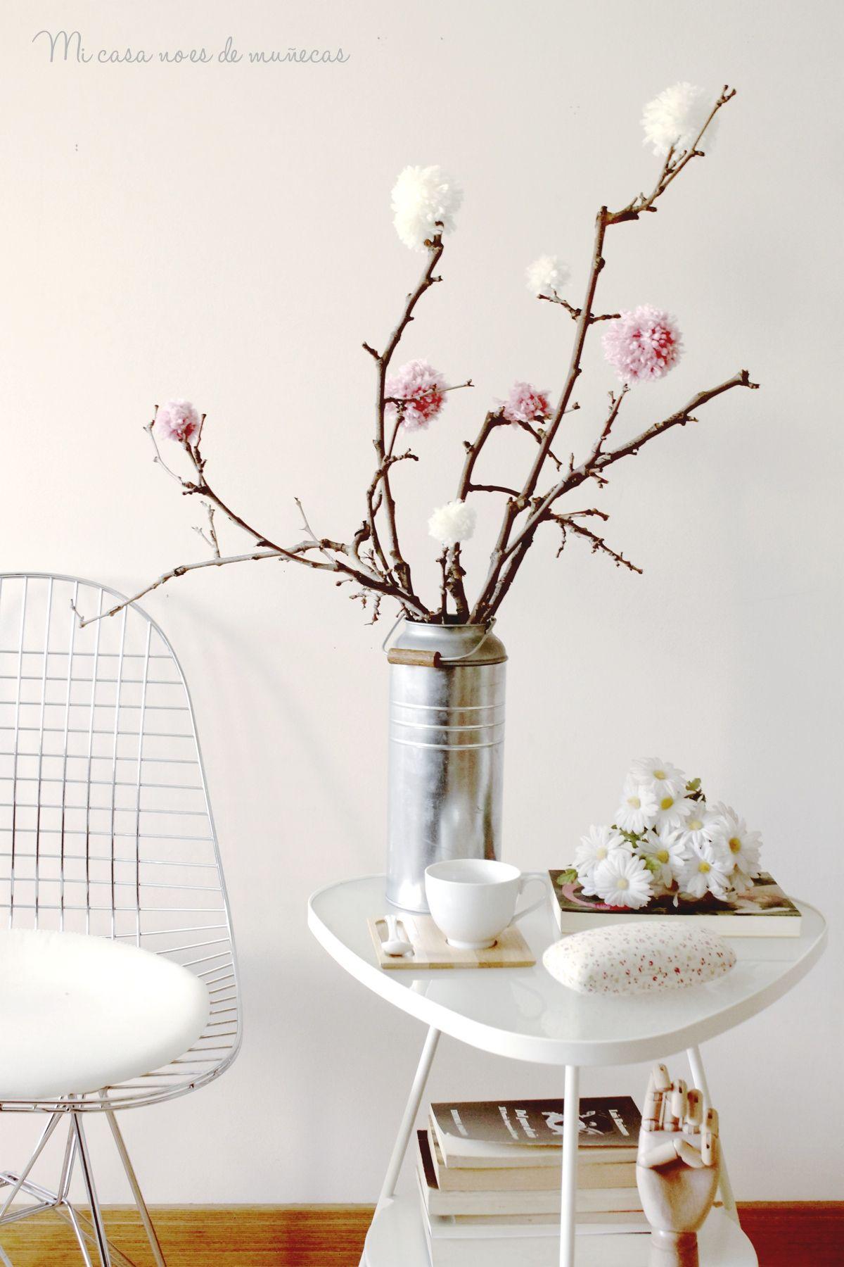 Pin de johanna leon en home sweet home pinterest - Ramas de arbol para decoracion ...