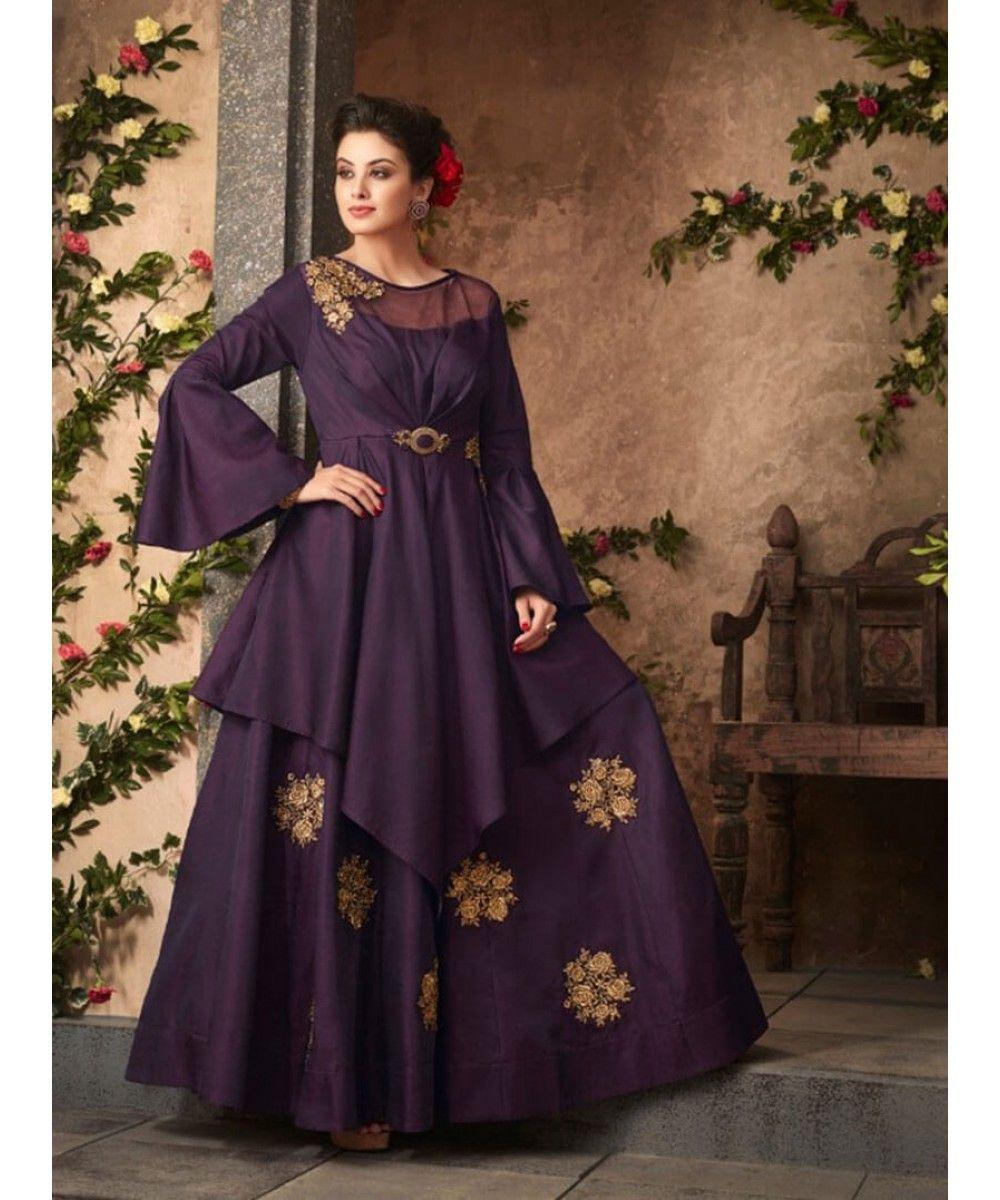 Rajdeep Ranawat satin Georgette Collection   Designer